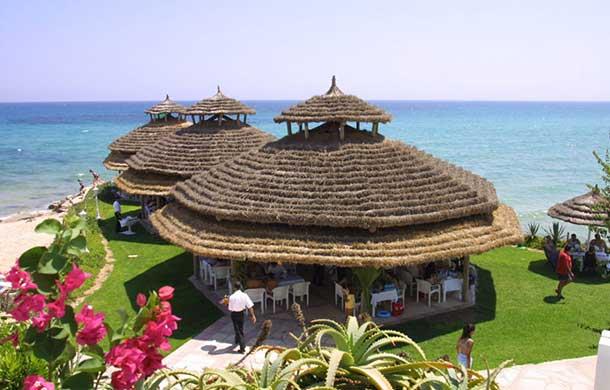 Tunisie / Hammamet Hôtel Bel Azur