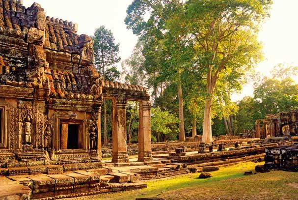 Au fil du Mékong (Cambodge-Vietnam)