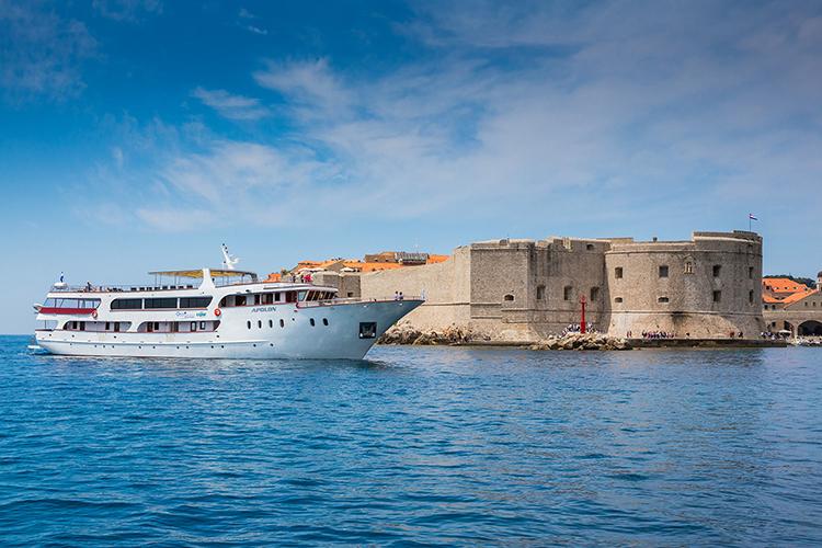 Boek uw cruise voor 2019 !