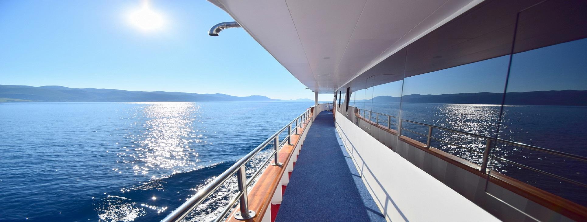 Boek uw cruise voor 2021 !
