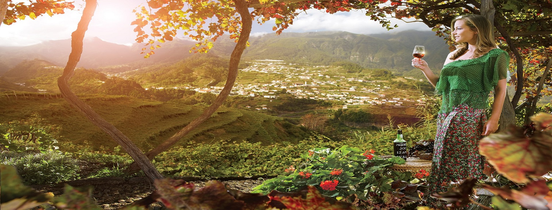 Madeira het bloemeneiland