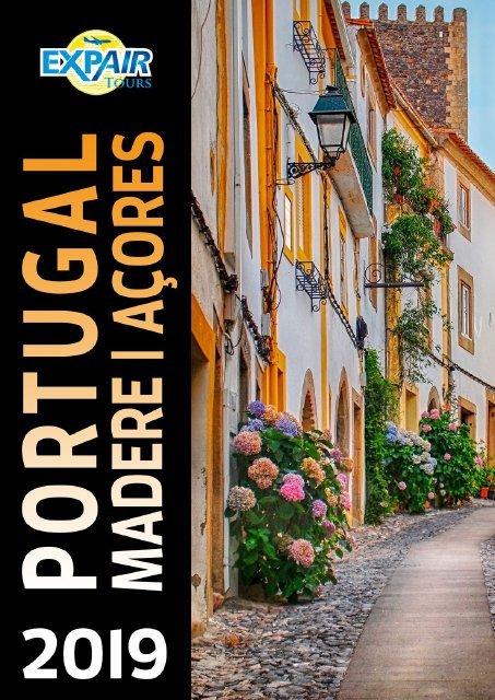 Portugal - Madère - Açores 2019