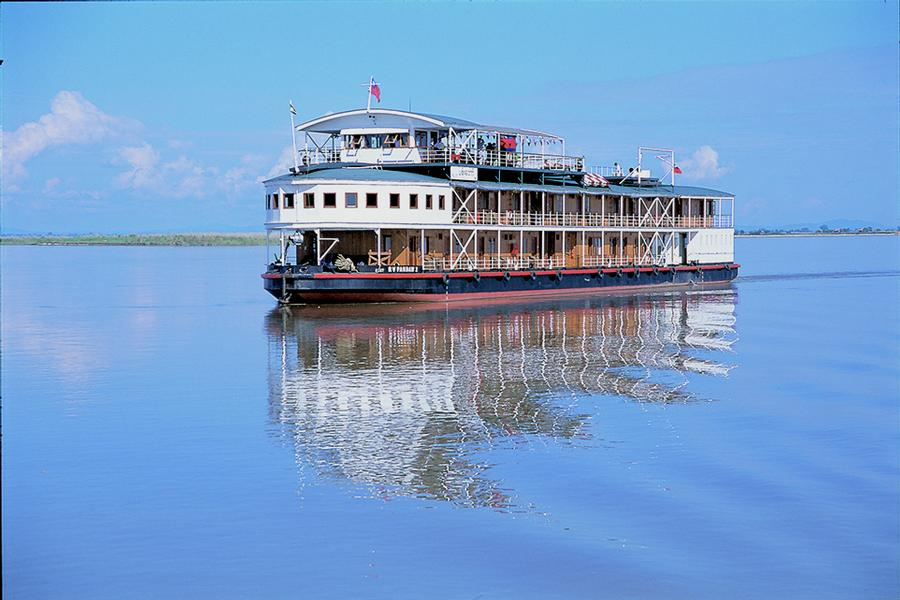 Myanmar Croisière Irrawaddy